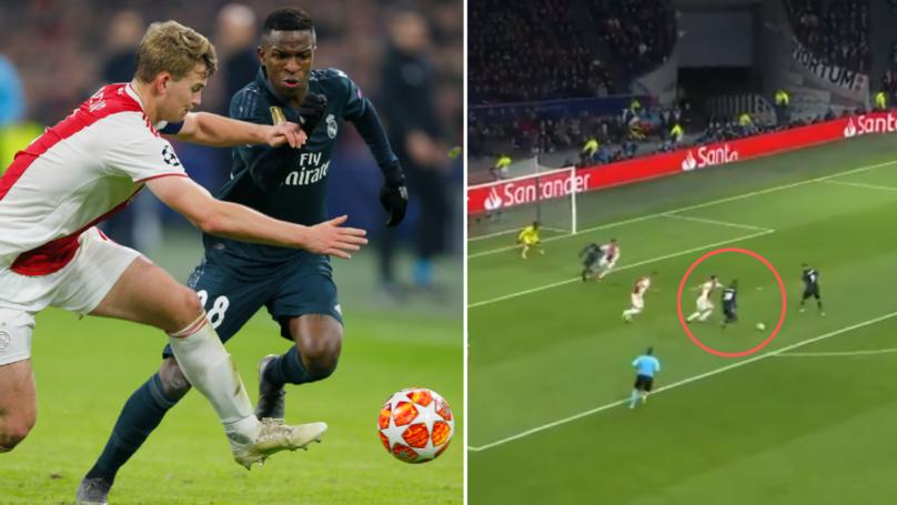 How The European Media Reacted To Vinicius Junior's 'Elite' Champions League Performance