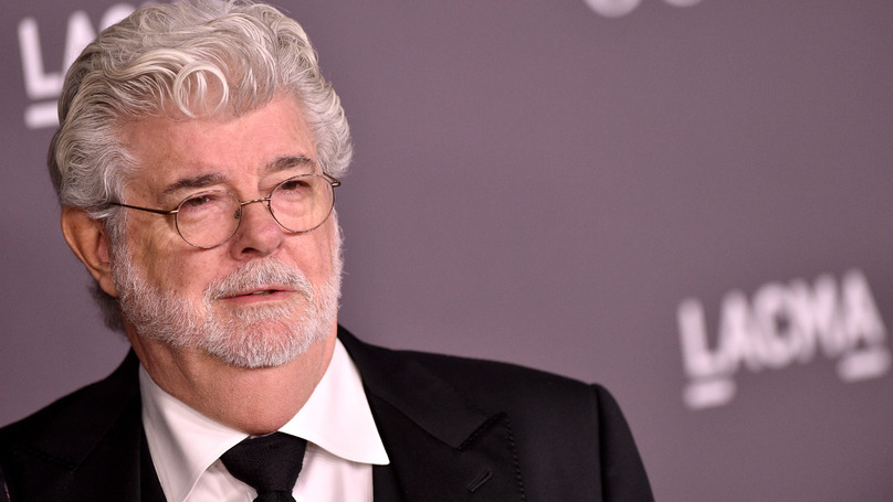 'Star Wars' Creator George Lucas Is A Big Fan Of 'The Last Jedi'
