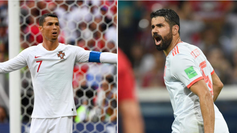 Spain And Portugal Could Need To Draw Lots To Decide Who Tops Group B