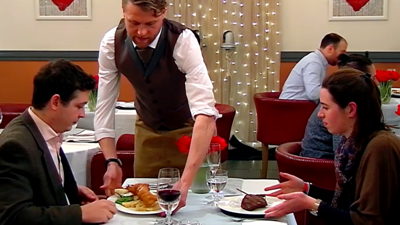 This Awkward First Date Is So Hard To Watch
