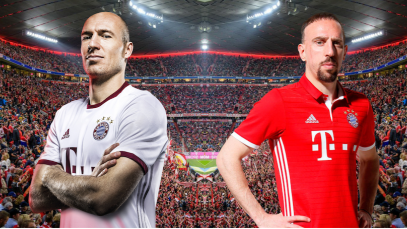 Franck Ribery And Arjen Robben Will Go Down As One Of The Best Double Acts Ever