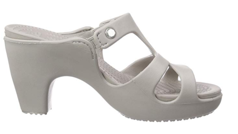 So High Heeled Crocs Are Now A Thing
