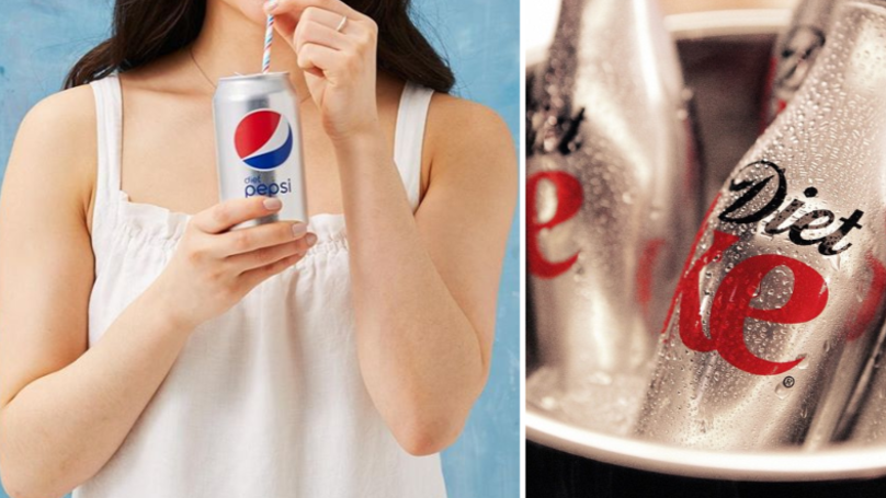 Experts Say Diet Drinks Are Just As Bad For Us As Sugary Drinks