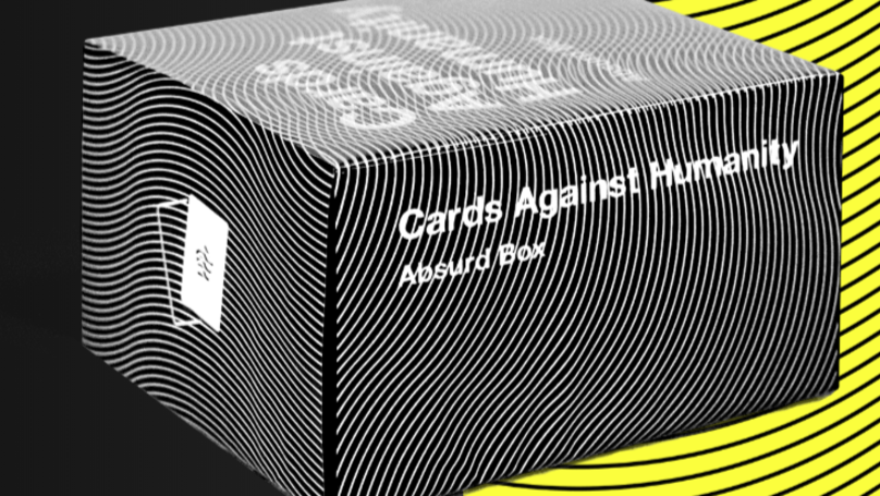 Cards Against Humanity Has Launched Another Bizarre Black Friday Stunt