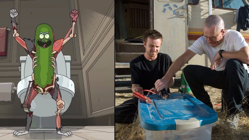 'Rick And Morty' Co-Creator Reveals Recent Episode Was Inspired By 'Breaking Bad'