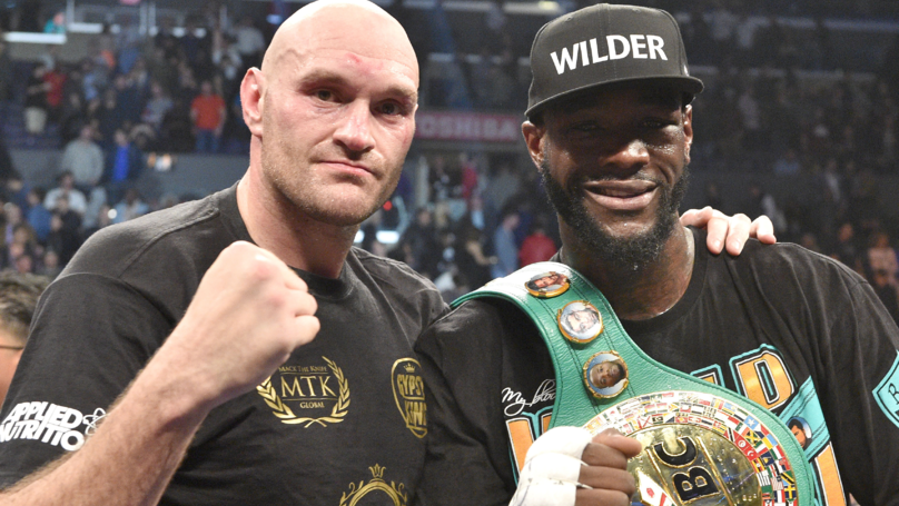 WBC Confirms Tyson Fury And Deontay Wilder Rematch 'Officially Not Happening Next'
