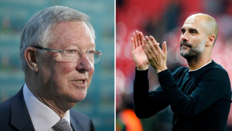 Sir Alex Ferguson Took Pep Guardiola For Celebratory Dinner