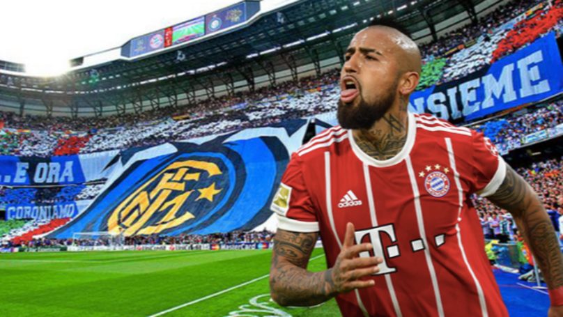 Arturo Vidal Getting Close To Move Back To Italy With Inter