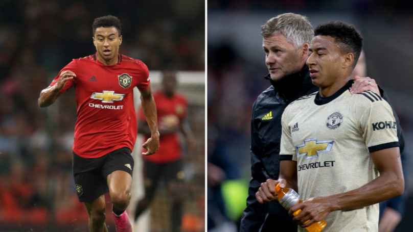 Jesse Lingard Has Only Contributed To Premier League Goals One Month In The Past 12