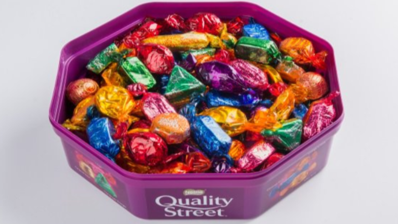 Quality Sweet Is Letting People Create Their Own Tins