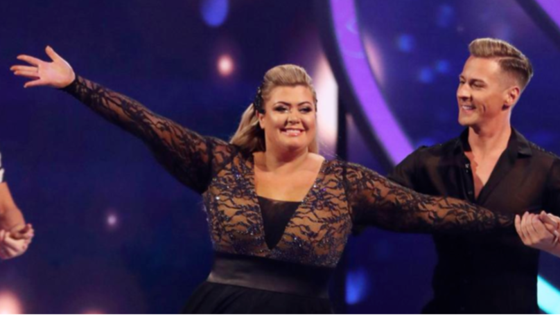 Gemma Collins' Reveals Injuries After Dancing On Ice Fall