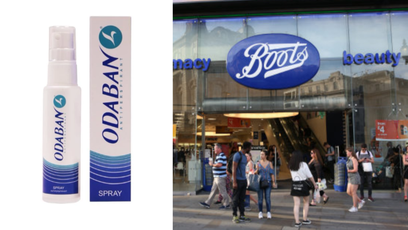 ​This Deodorant Has Been Described As 'Life Changing' By Shoppers