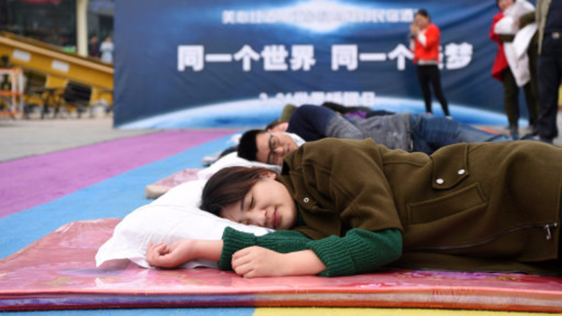 If You Want To Be Happy Then You Should Go For A Nap, Apparently