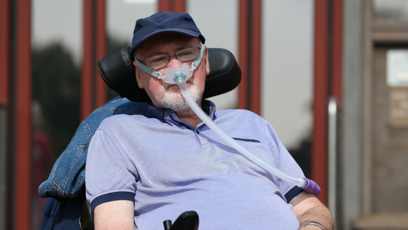 Terminally Ill Man Wins Right To Challenge Ruling Preventing 'Peaceful And Dignified Death'