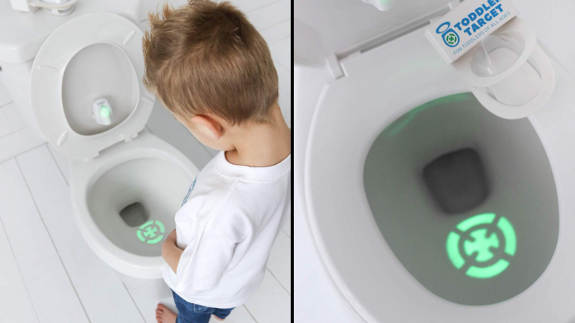 This Little Gadget Gives You A Bullseye Target For Peeing