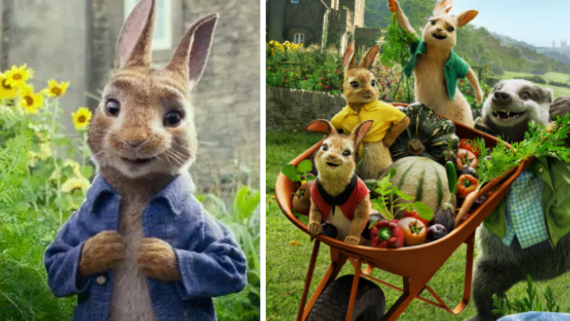 People Are Calling To Boycott Peter Rabbit Movie Over 'Disturbing' Food Allergy Scene