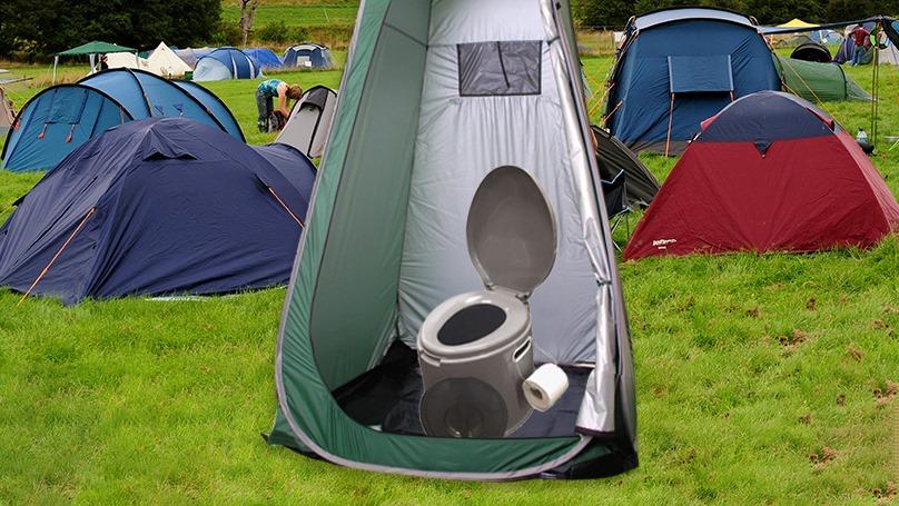 Argos Is Selling A Portable Toilet To Take To Festivals