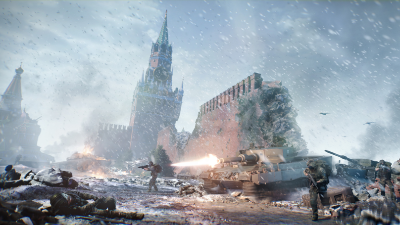 World War 3 Sells 100,000 Copies On Steam In Just 2 Days