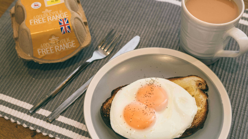 ​Morrisons Is Selling Rare Double Yolk Eggs For Easter