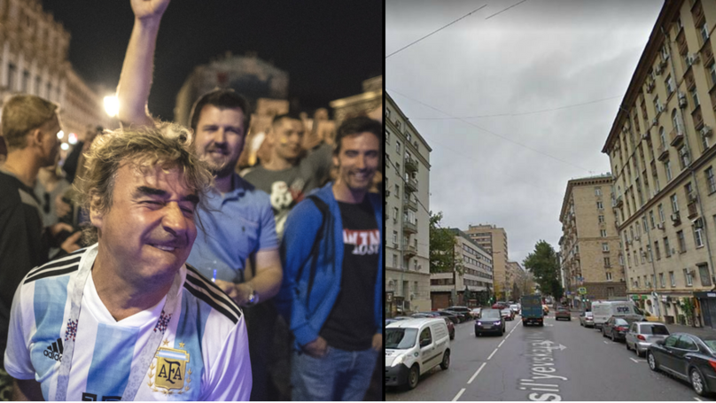World Cup Tragedy As Teen 'Falls To His Death From Moscow Balcony'