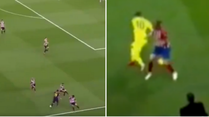 Compilation Of Lionel Messi's Inexplicable Dribbling Is Just Breathtaking