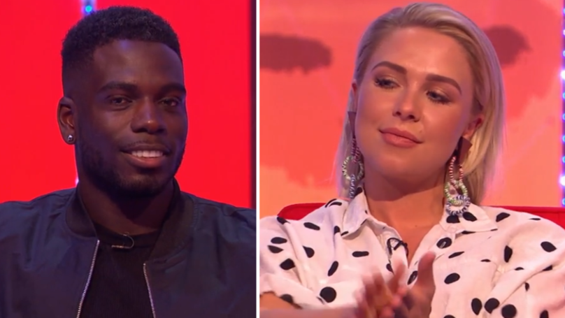 Gabby Allen And Marcel Somerville Appeared On Your Face Or Mine Pre-Split