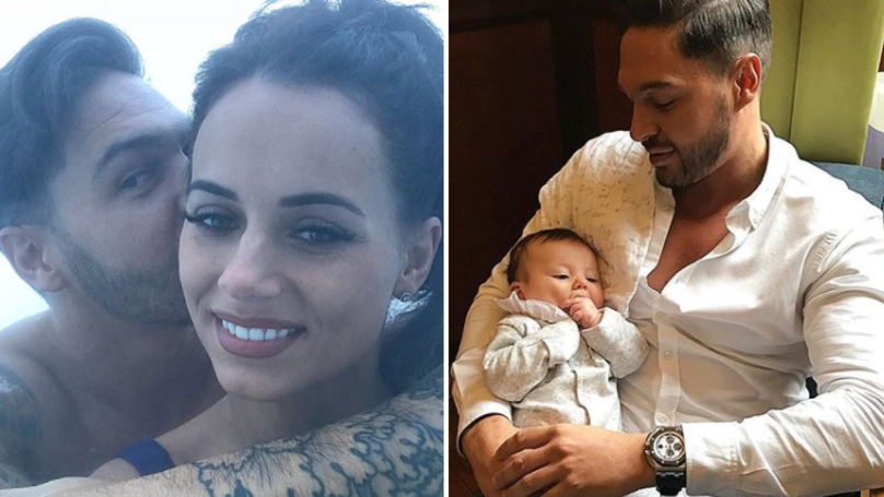 TOWIE Star Mario Falcone Admits To Feeling 'Broody' Ahead Of Wedding