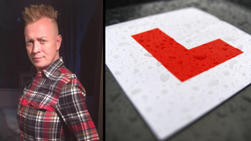 Guy Passes His Driving Test On The 33rd Attempt