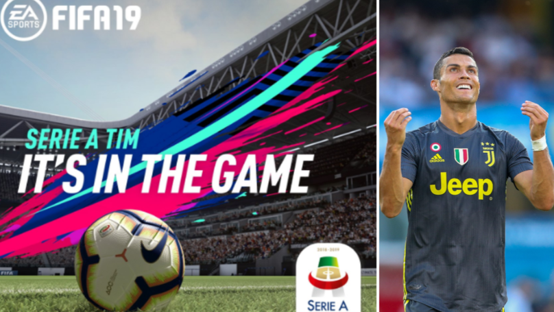 EA Sports Confirm Return Of Serie A Licence For FIFA 19