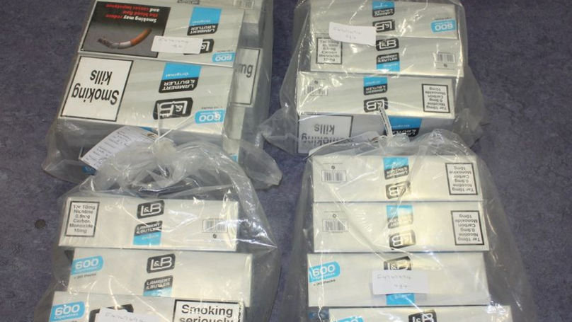 Student Makes Thousands Of Pounds With Duty-Free Tobacco Scam