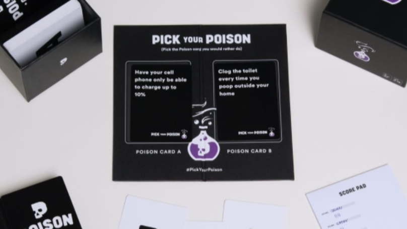 Pick Your Poison Is The Next NSFW Drinking Game You'll Want To Play
