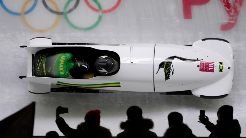 Jamaican Women's Bobsleigh Team Just Made History