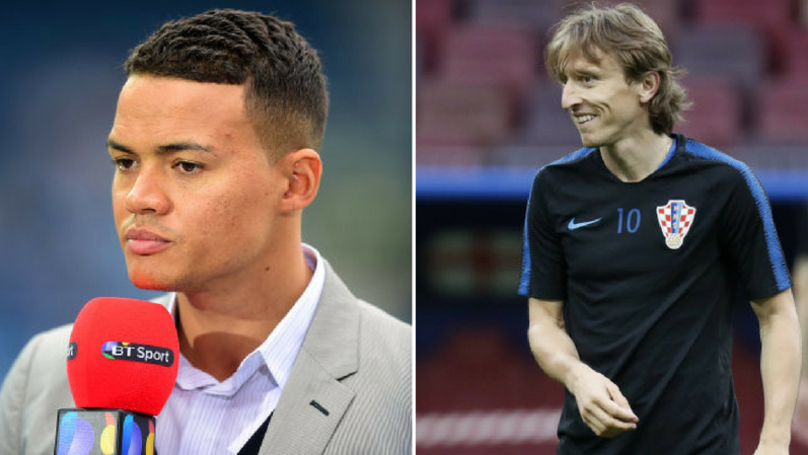 Jermaine Jenas Pays Luka Modric The Greatest Compliment Ahead Of World Cup Semi-Final Clash
