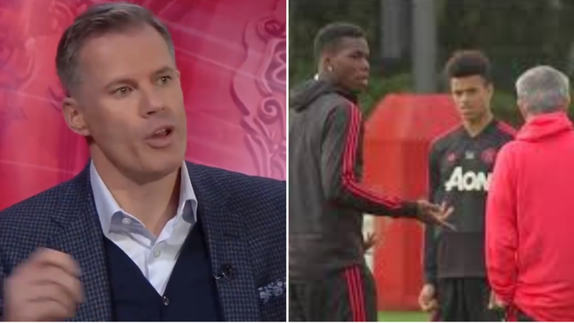 Jamie Carragher Couldn't Have Been More Wrong About Paul Pogba In September