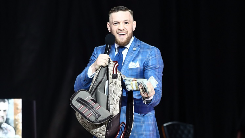 Conor McGregor Doesn't Think He's Rich Enough And Targets Top Of Forbes List