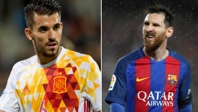 Spain Under-21 Sensation Dani Ceballos Deletes Tweet About Lionel Messi