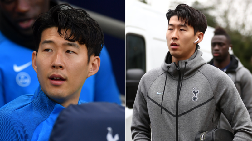 Tottenham Hotspur 'Could Lose' Son Heung-Min For Two Seasons