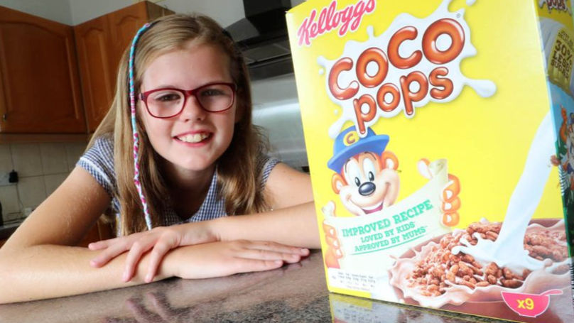 Kellogg's Changes 'Sexist' Coco Pops Slogan After Schoolgirl Complains