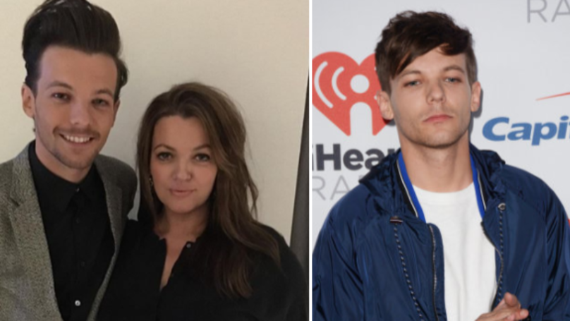 ​Louis Tomlinson's Dad Diagnosed With Liver Cancer