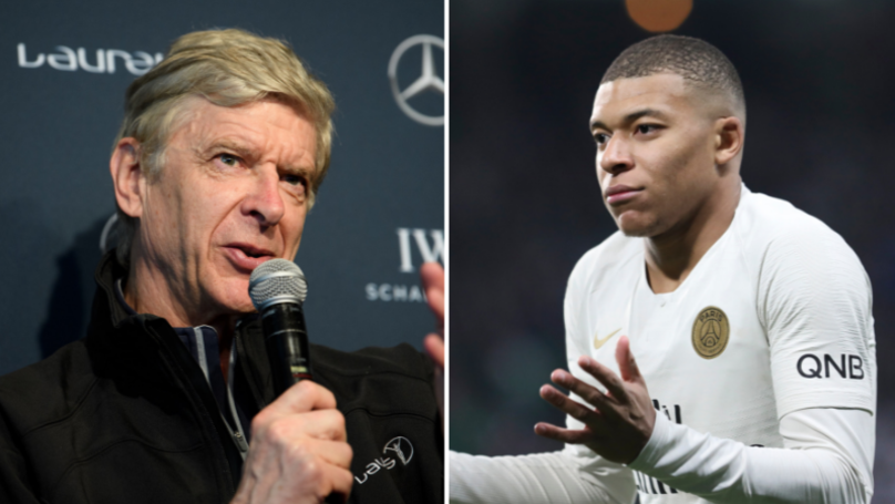 Arsene Wenger's First Impression Of Kylian Mbappe Proves How Talented He Is