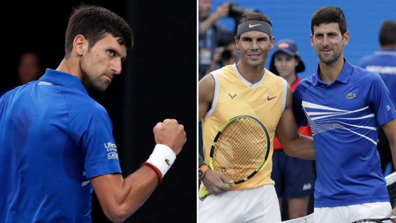 Novak Djokovic Wins The 2019 Australian Open After Beating Rafael Nadal
