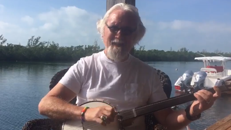 Billy Connolly Apologises For Depressing Fans About His Health In Brilliant Video