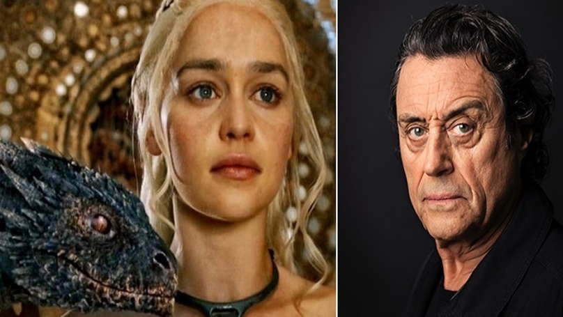 New Game Of Thrones Star Claims The Show Is 'Only Tits And Dragons'