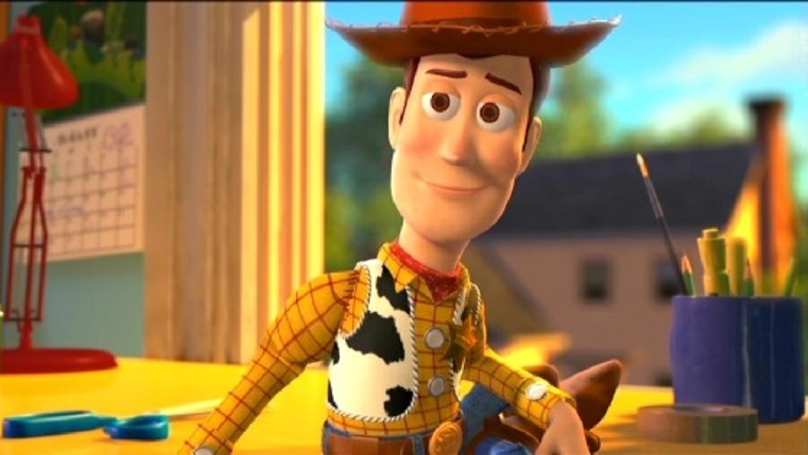 Toys For 7 And Up Mane Provided : Bud luckey the man who designed woody from 'toy story