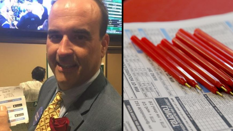 Man Wins $75,000 Bet On The Kentucky Derby