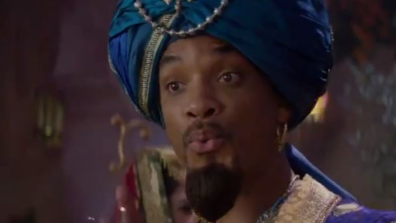 Disney Releases First Full Length Trailer For Aladdin