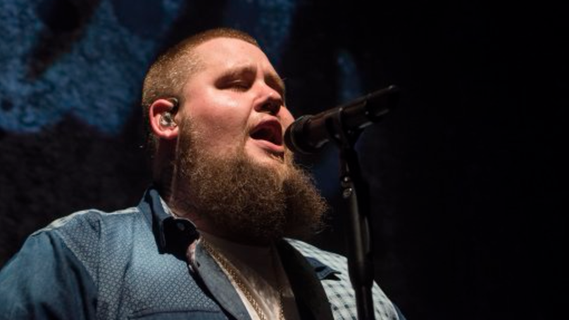 ​Rag'n'Bone Man's New Face Tattoo Is Getting Quite The Reaction