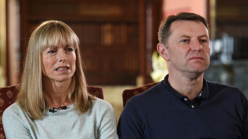 Man Who Made Madeleine McCann Hoodie Now Targets Parents