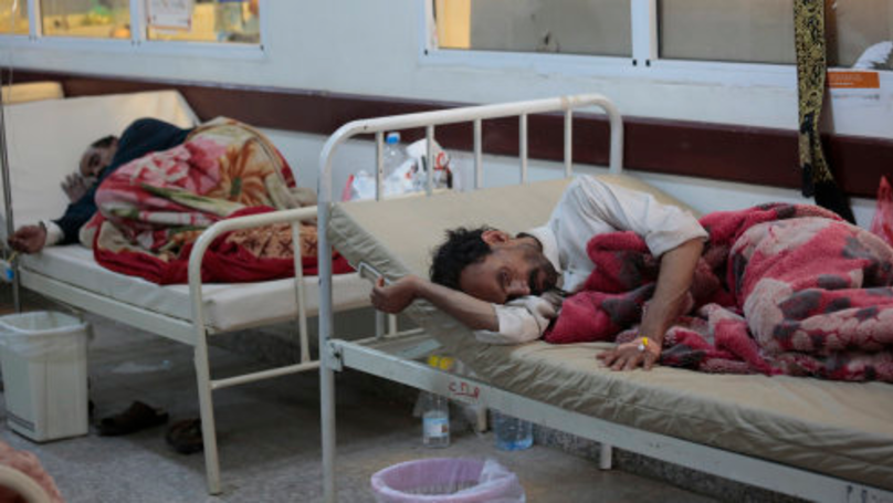 Yemen Calls 'State Of Emergency' Following Cholera Outbreak