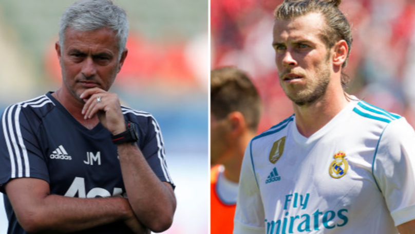 Gareth Bale's Agent Addresses Manchester United Transfer Rumours